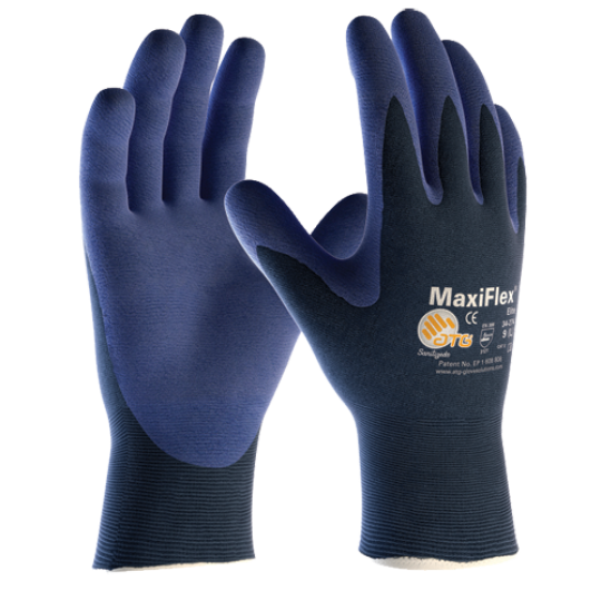 Gloves MAXIFLEX - Nitrile coated work gloves